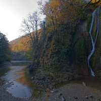 Ореховский водопад :: Олег Кручинин