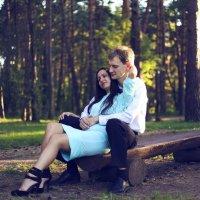 Мое счастье, мой свет в окошке :: Aleksandr
