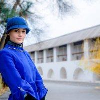 Прекрасная незнакомка :: Ольга Закаблук