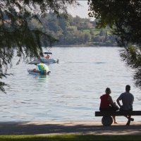 Летом у Боденского озера. :: Валерий Готлиб