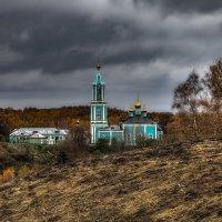Храм Рождества Пресвятой Богородицы в Крылатском :: Сергей