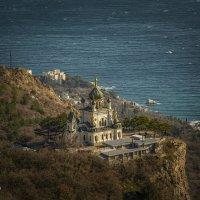 Церковь Воскресения Христова в Форосе :: Александр Пушкарёв