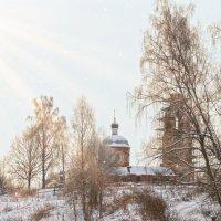 Церковь Рождества Христова в Хотяинове :: sorovey Sol