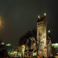 Night Minsk :: Варвара Высоцкая