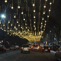 Воронеж праздничный - город в котором живу... :: Михаил Болдырев