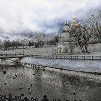 Сергиев Посад 21-01-2020. :: Юрий Яньков