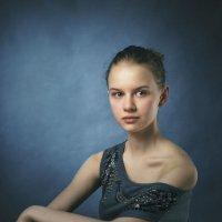 Портрет :: Екатерина Рябинина