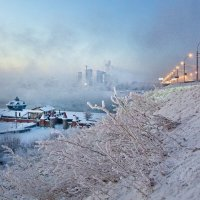 Морозное утро :: Олег Терёхин