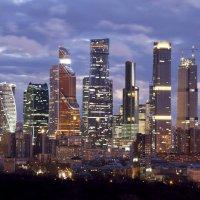 Москва! :: Сергей Ру