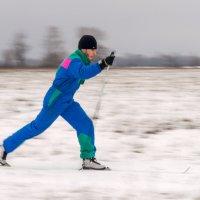 Лыжник :: Оксана Лада