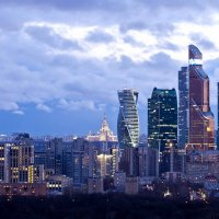 Moscow :: Сергей Ру