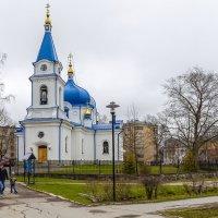 Храм святителя Николая г. Сортавала :: александр варламов