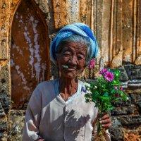 Мьянма Добро пожаловать! :: Andrey Vaganov