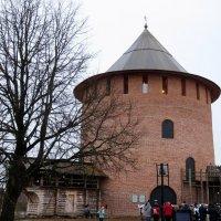 Белая башня. Великий Новгород. :: Ирина ***