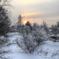 Зима :: Cергей Кочнев
