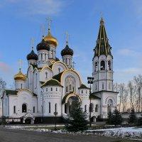 Церковь Александра Невского, Подмосковье :: галина северинова