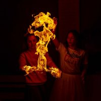 Магия огня :: Геннадий Б
