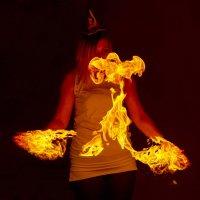 Огненная магия :: Геннадий Б
