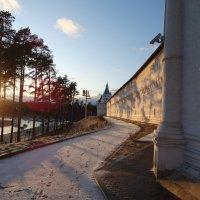 г. Истра,Воскресенский Ново-Иерусалимский монастырь :: Павел WoodHobby