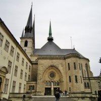 Собор Люксембургской Богоматери :: Елена (ЛенаРа)