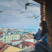 Окно в Стамбул :: Ирина Лепнёва