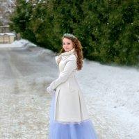 Зимняя прогулка :: Алёна Мацюк