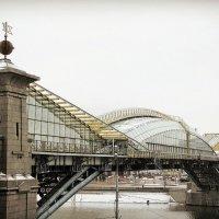 Мост Богдана Хмельницкого :: Сергей Беличев