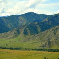 В горах :: Татьяна Лютаева
