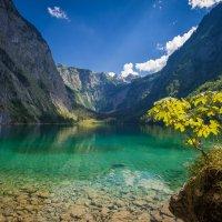 Горное озеро. :: Alexander Schilke