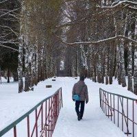 В парке Мира :: Натали Зимина