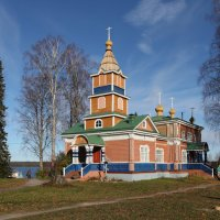 Важеозерский монастырь :: Зуев Геннадий