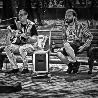 Музыканты :: Алексей Виноградов