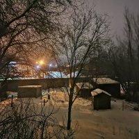 Вид из окна :: Евгений Алябьев