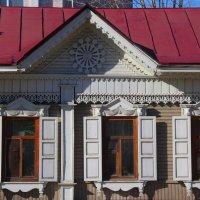 Томские окна :: владимир тимошенко