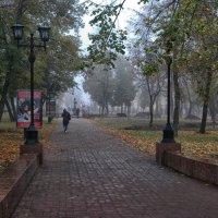 Прогулка по городу :: Роман Савоцкий