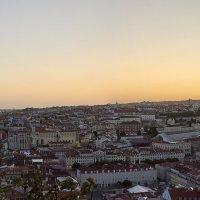Закат над Лиссабоном :: Минихан Сафин