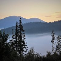 Утро перед восходом :: Сергей Чиняев