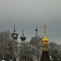 Утро зимнее и покой :: Святец Вячеслав