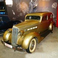 Packard series 120 touring :: Павел WoodHobby