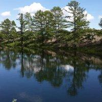 Зеленое озеро :: lyalla k