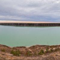 Лазурное озеро :: Александр Кислицын
