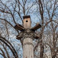 Может дом, а может памятник... :: Александр Гриднев