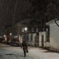 в Москве снег... :: Константин Нестеров
