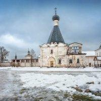 Церковь Евфимия :: Юлия Батурина