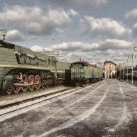 Старый вокзал :: Виктор К