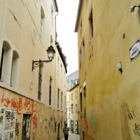 Узкие улочки Люксембурга :: Елена (ЛенаРа)