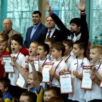 Юные футболисты :: Валерий