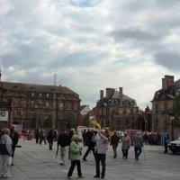 Страсбург. Соборная площадь :: Гала