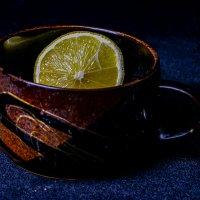 кофе с лимоном :: Геннадий Колосов