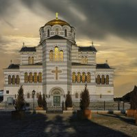 Владимирский Собор. :: Анна Пугач